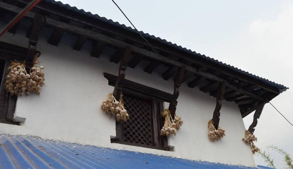 A traditional house, Cultural tourism