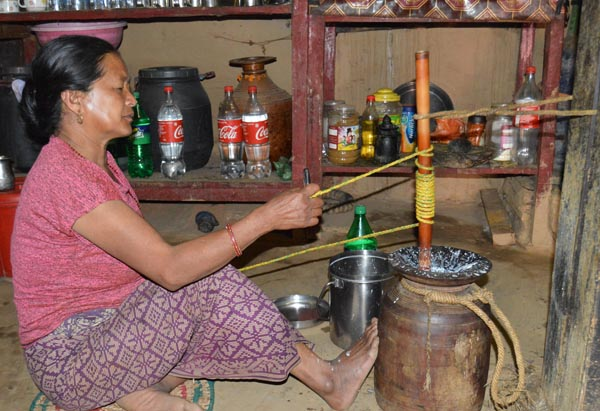 Cultural tourism, Gurung culture