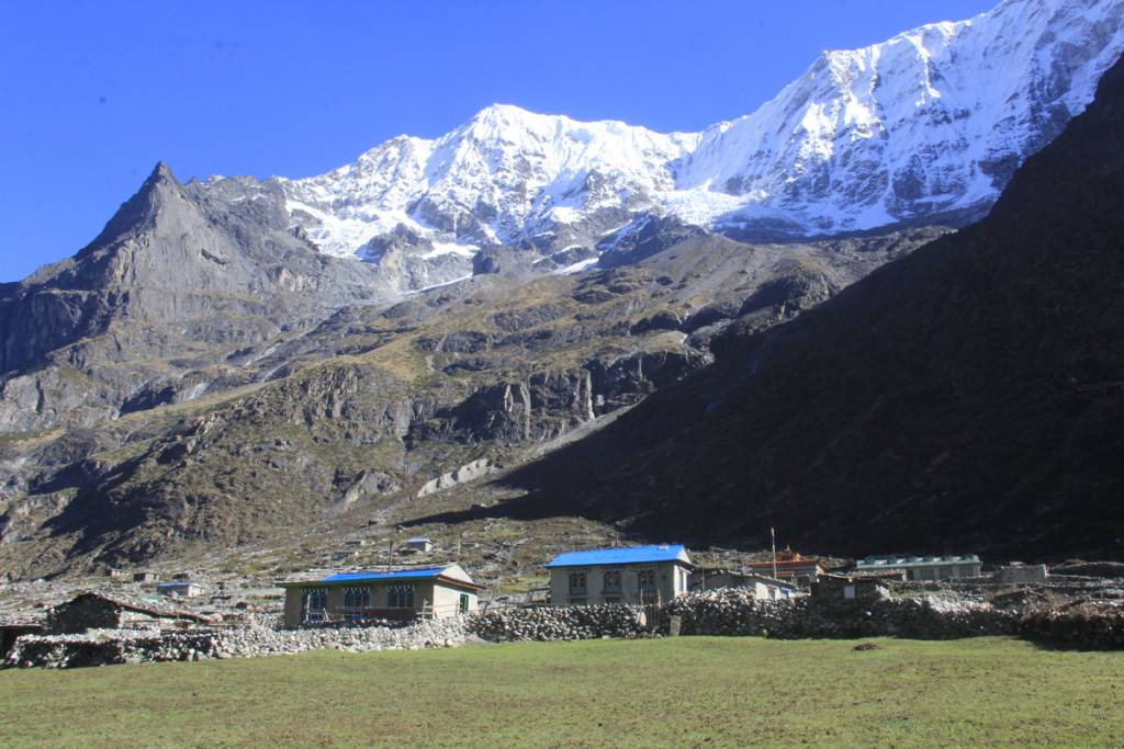 Na Village  travel and tourism in Nepal