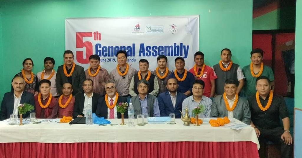 New NCSA team elected under Dharel
