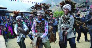 Dancing Shamans nin Rolpa, Culture of Kham Tribe