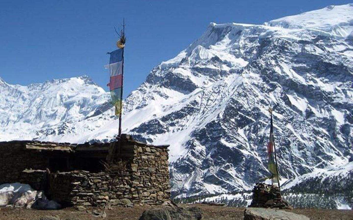 A view of Langtang Trek, Photo by Nima Lama