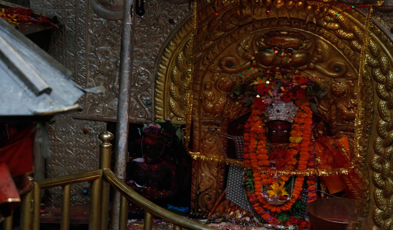 image of goddess Kali