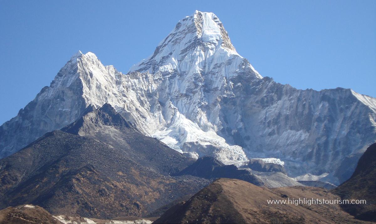 Spectacular Expedition of Ama Dablam