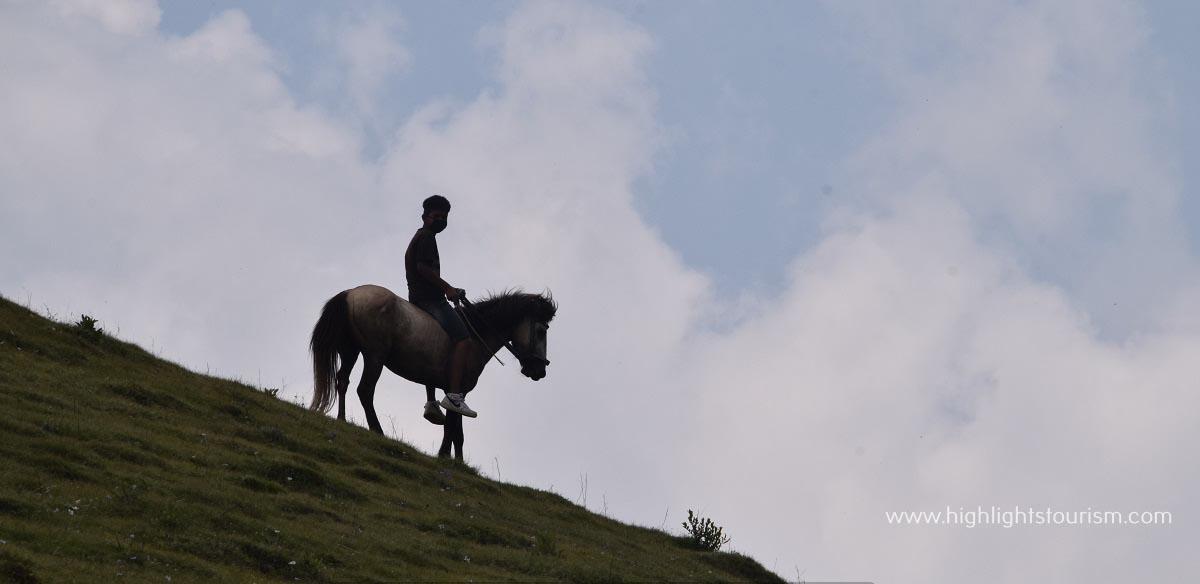 khaptad horse