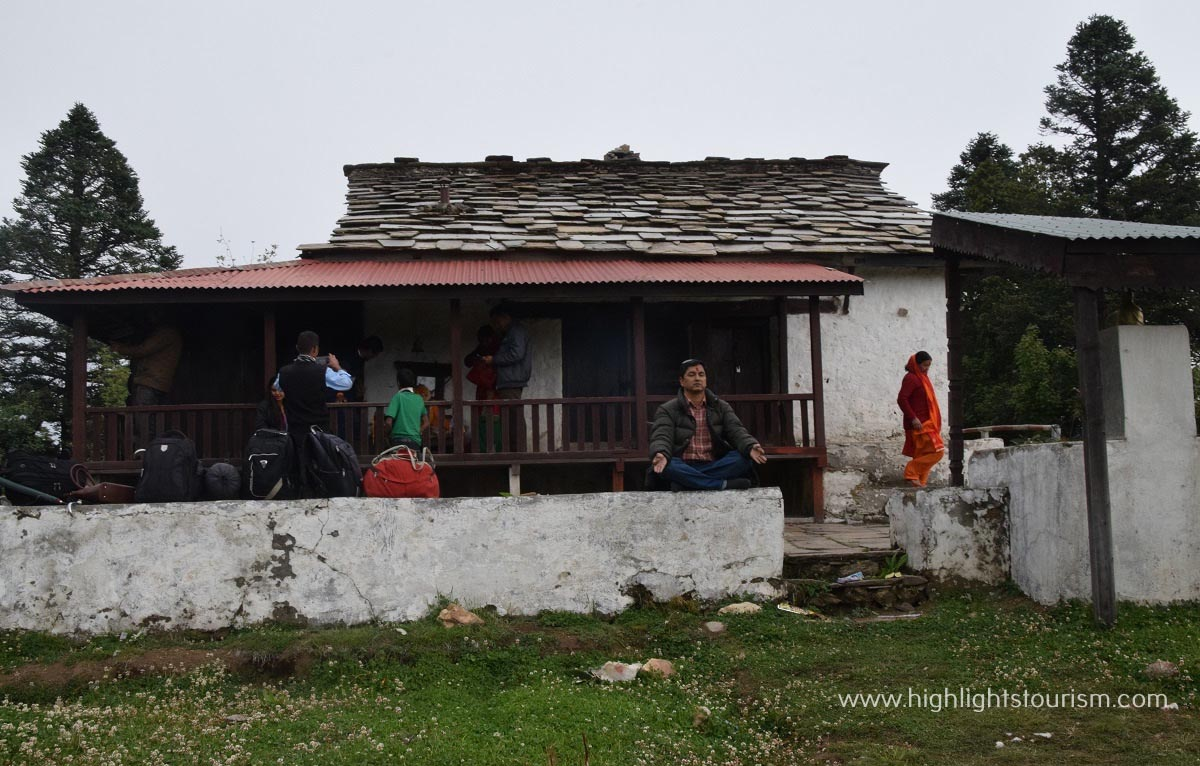 khaptad house