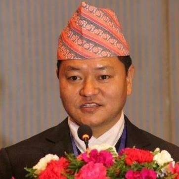 Kul Bahadur Gurung NMA