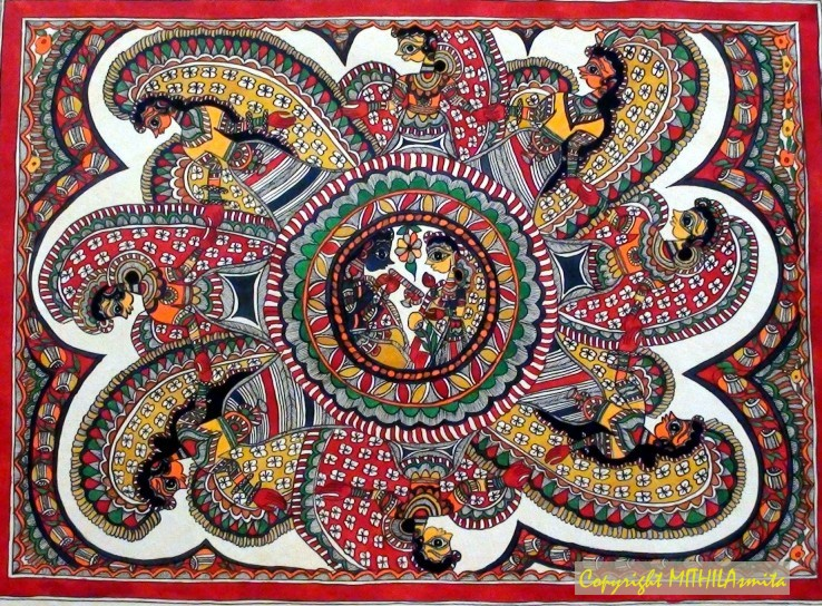 Art of Mithila