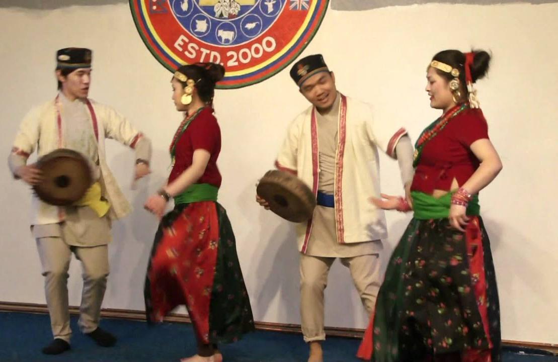 Tamang Dance