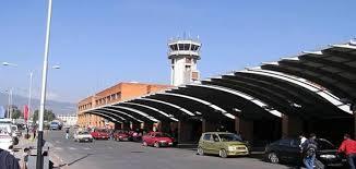Tribhuvan International Airport Kathmandu