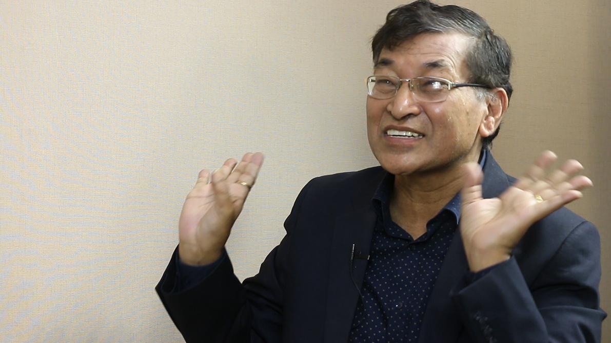 Prof. Dr. Baajracharaya