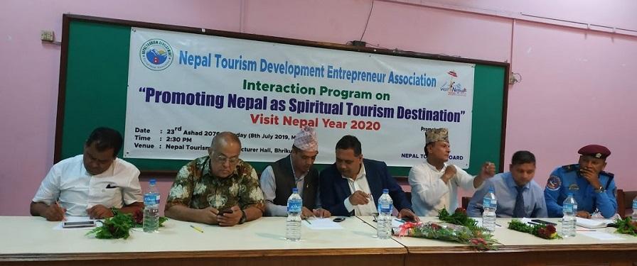 sipritual tourism