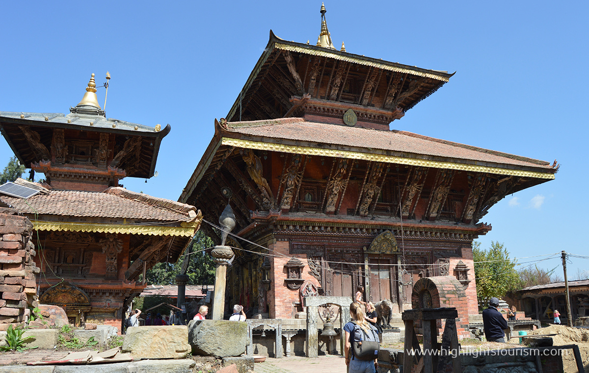 Chagunarayan temple