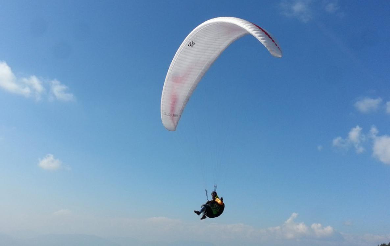 Pulchwoki paragliding