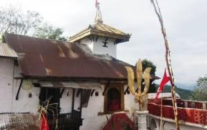 Bhairabsthan Temple Palpa Photo Bimal Gautam