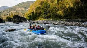 Bhote-khoshi-rafting