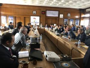 Fifth Meeting of VNY 2020 Main Programme Committee in Kathmandu Wednesday