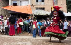 Lakhe dance Photo Suman Maharjan