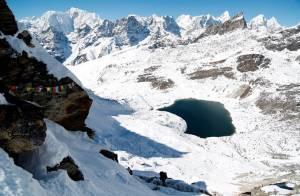Rolwaling alpine lake Photo Dawa Lama Tamang