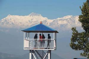 Tanahu View Tower Visit Nepal 2020