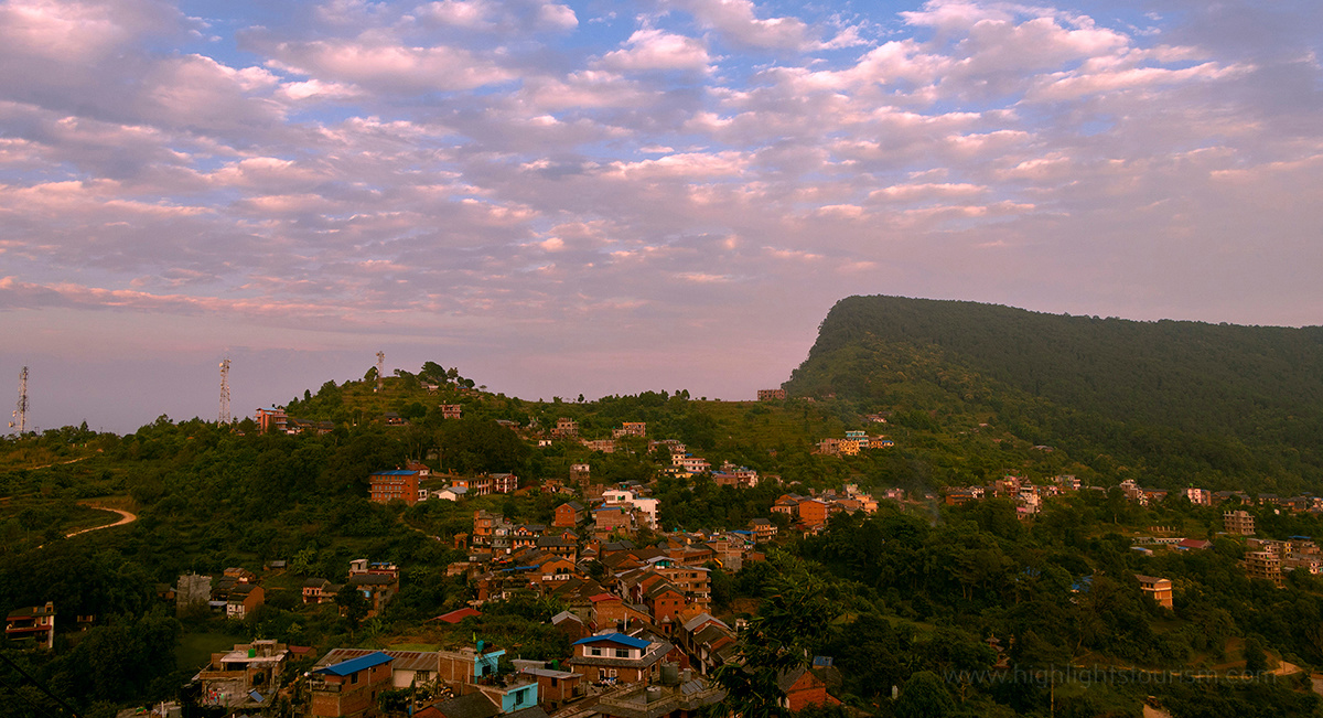 Bandipur-another tourist destination