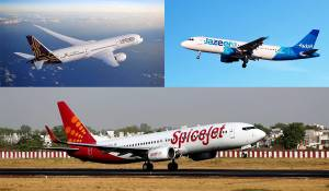 Foreign airlines