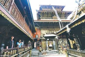 Patan heritage route