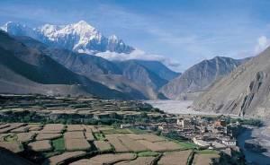 Kali Gandaki gorge trekking