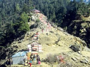 Karnali trekking trails
