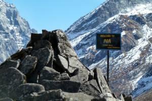 Rolwaling valley and Tashi lapcha pass