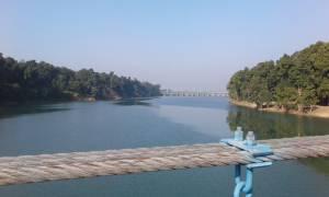 River within Banke N. Park