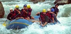 Marshayangdi River rafting