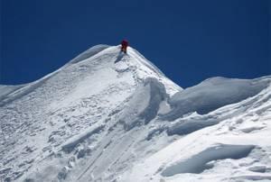 Shisapangma peak