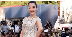 Chinese actress Su Ching