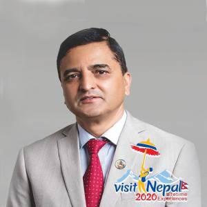 Minister Bhattarai