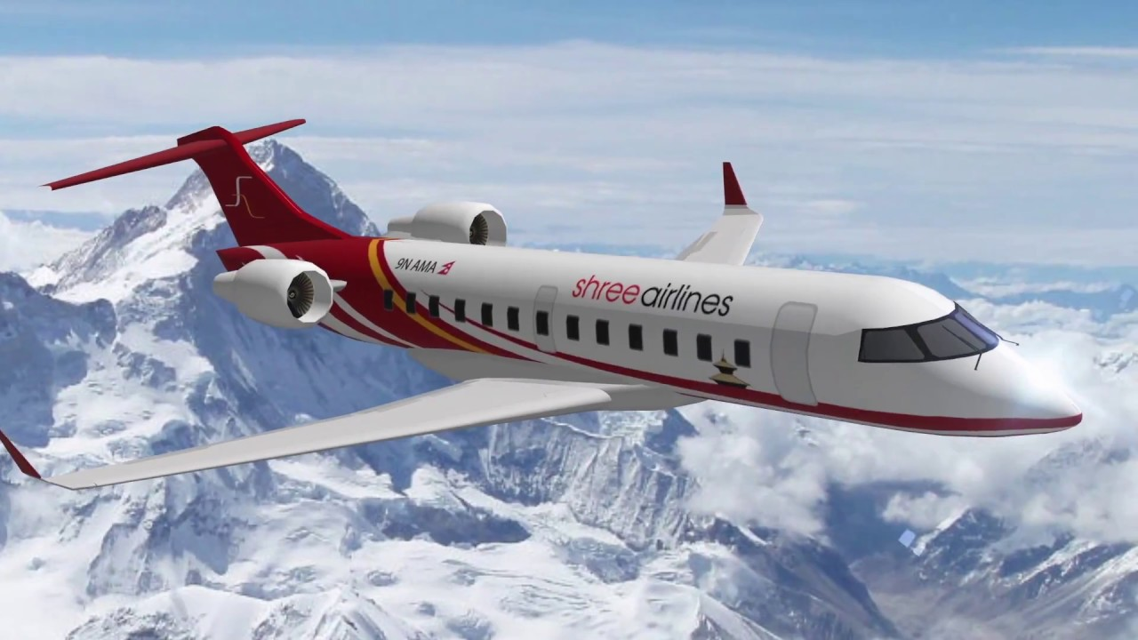 Shree Airlines begins commercial flight to Pokhara