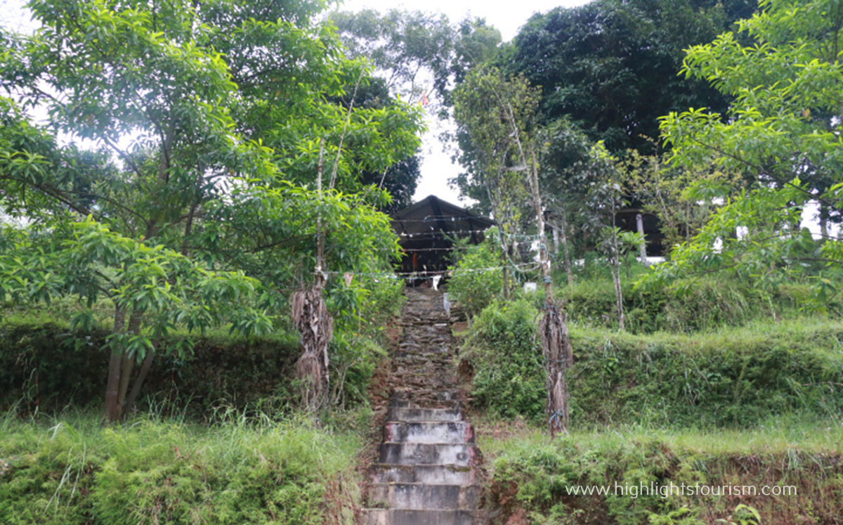 The Thaple Tiger Hill