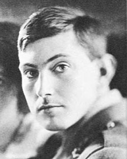 Muntaineer  George Mallory