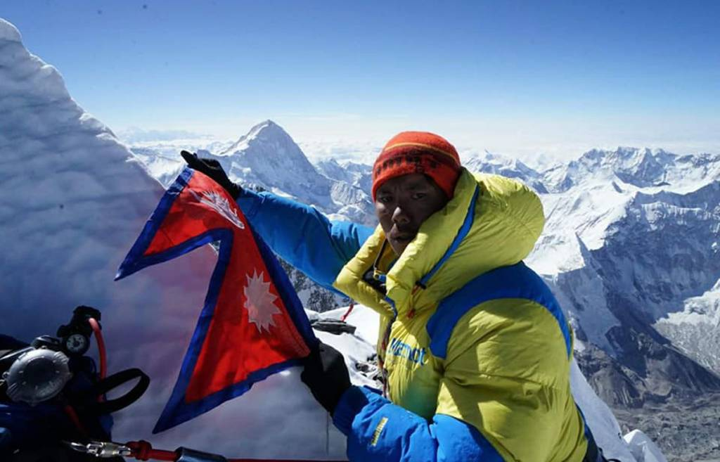MIngama Sherpa, Speed climber