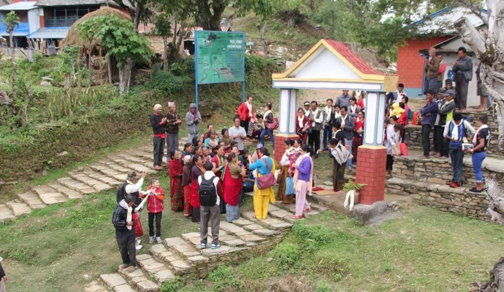 Kaulepani homestay highlights tourism