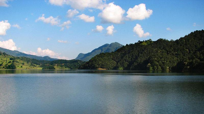 seven lake in Pokhara