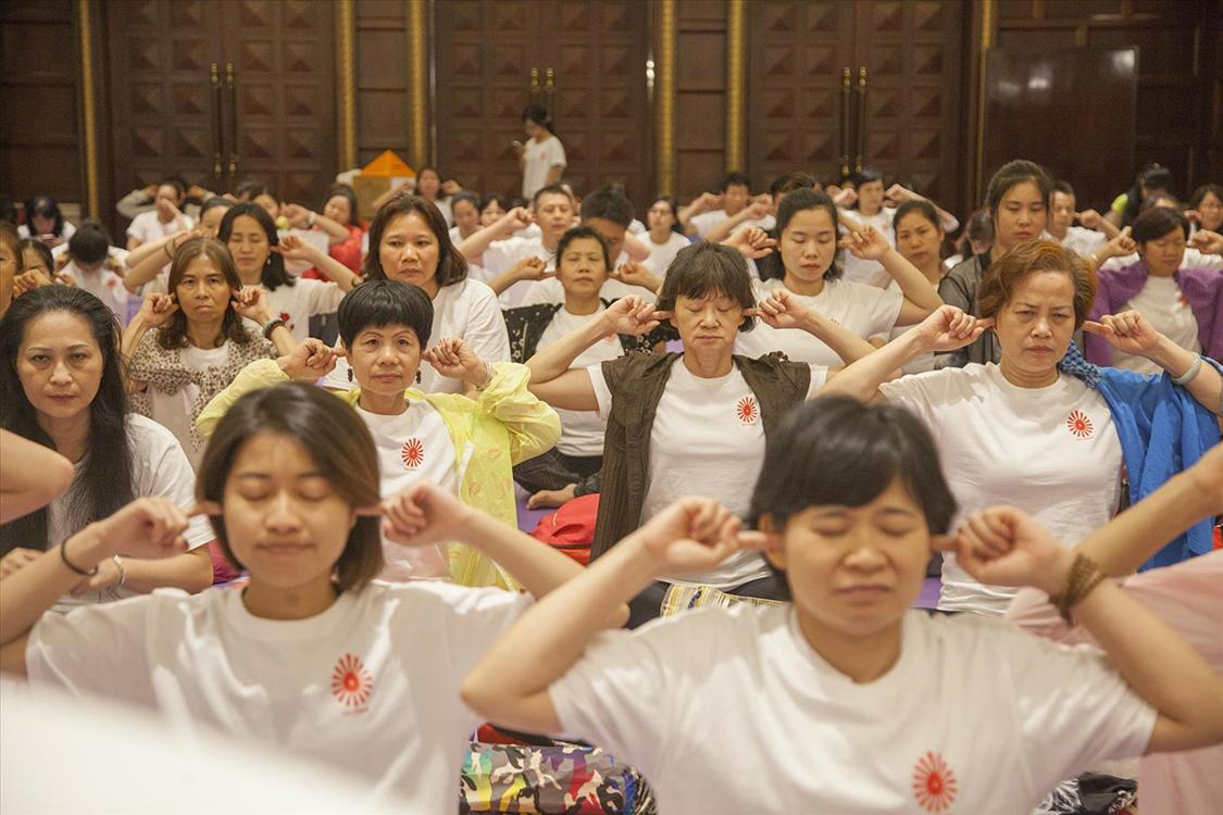 Brahmakumaris yoga