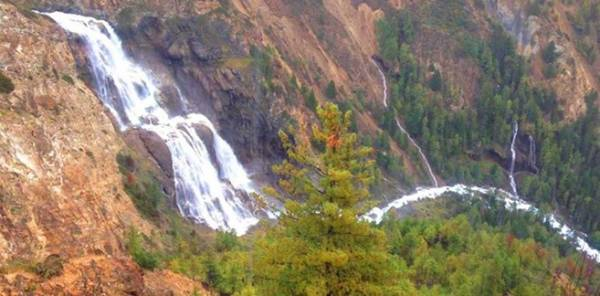dolpa waterfall
