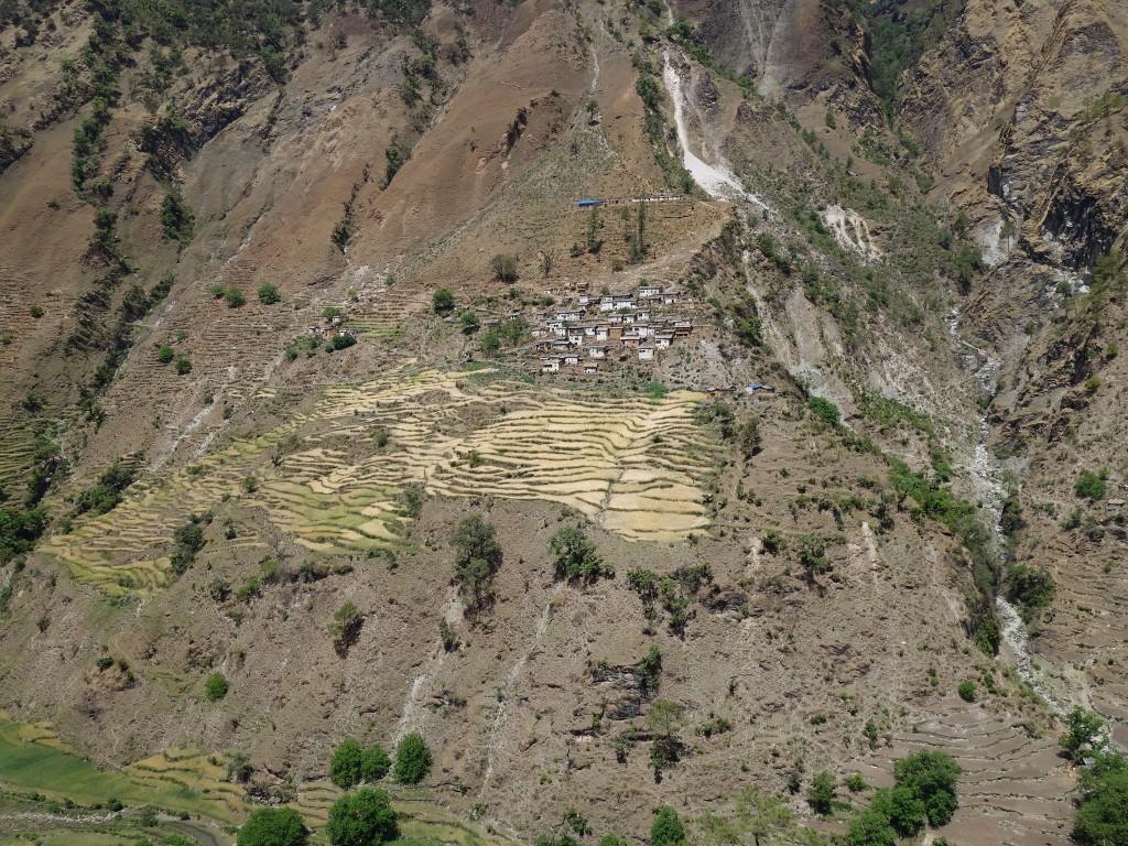 Karnali village