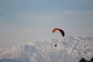 Chapakharka Paragliding