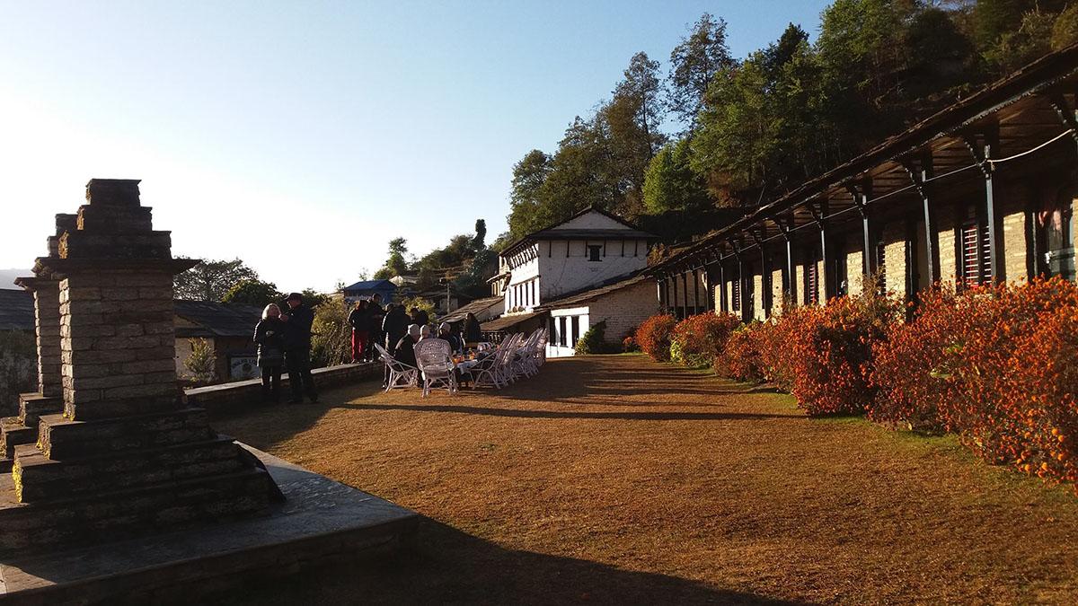 Ghandruk-Village-for-tourists-7