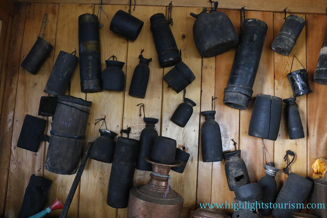 Tamang cultural antiques