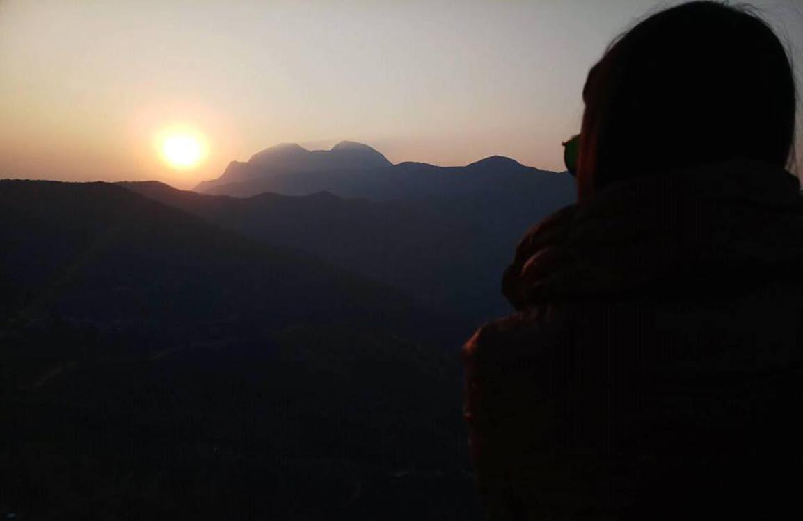 Bandipur sunrise