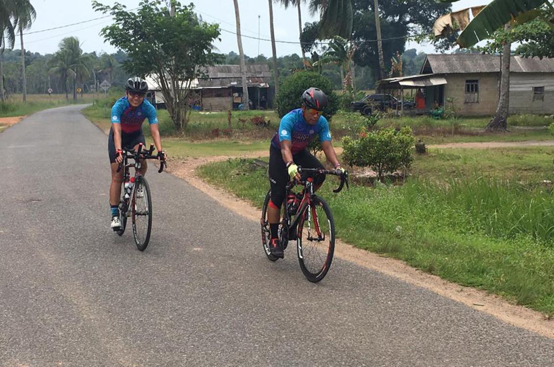 Cycling in Terai