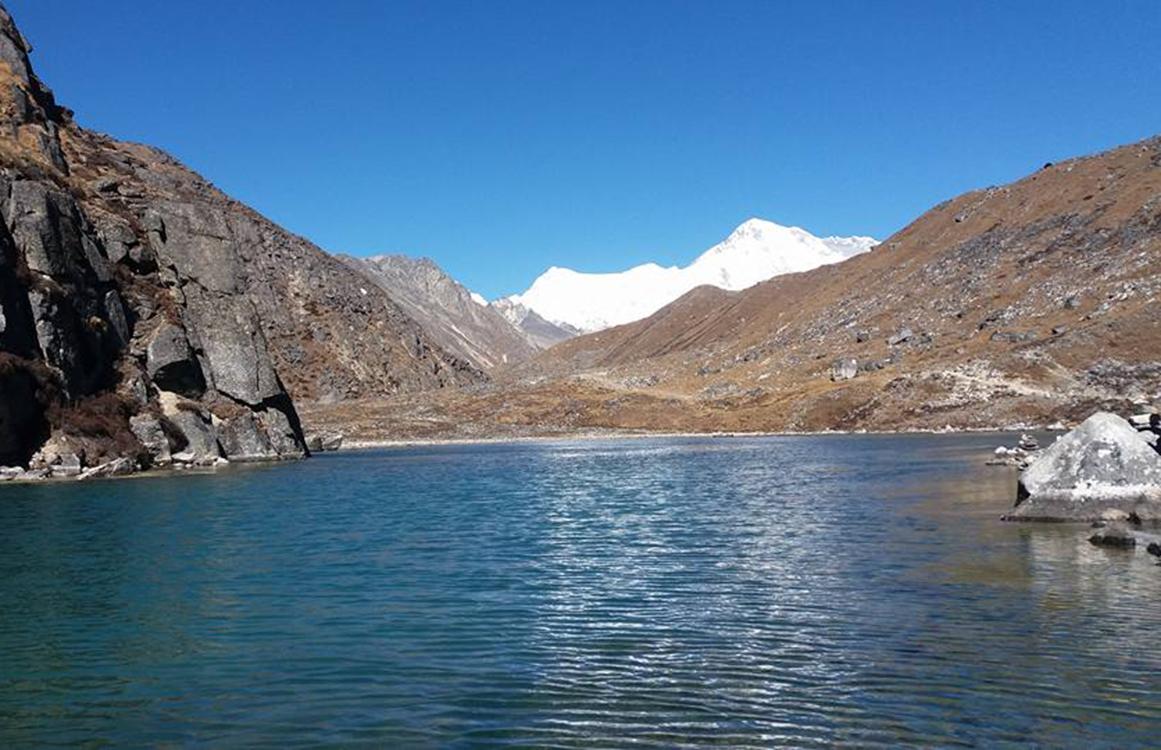 Gokyo lakes: Photo-Dev Gurung